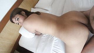 Asian Slut Caring White Cock - AsianSexDiary